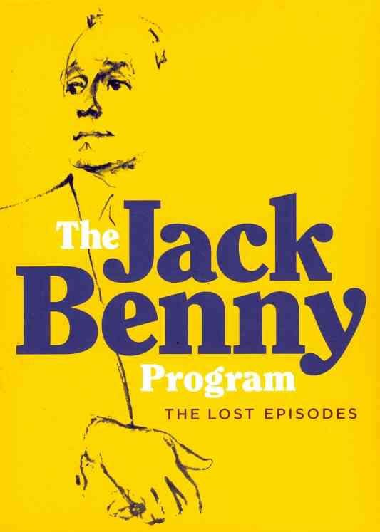 JACK BENNY PROGRAM:LOST PROGRAMS BY JACK BENNY SHOW (DVD)