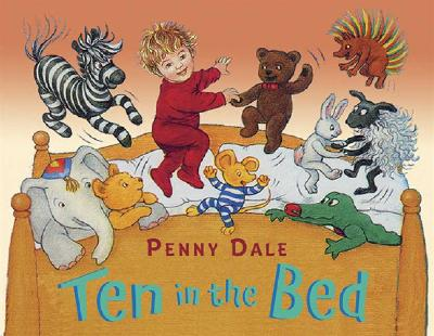 Ten in the Bed By Dale, Penny